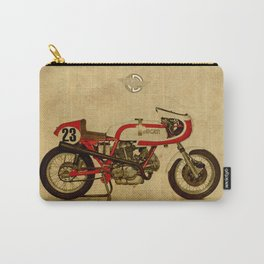 Ducati 750SS Corsa 1974 Carry-All Pouch