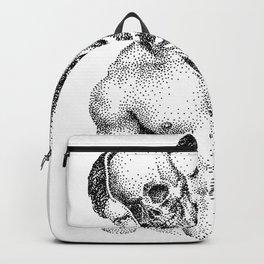 Split Spooky NOODDOOD Backpack