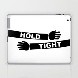 Hang Tight Laptop & iPad Skin