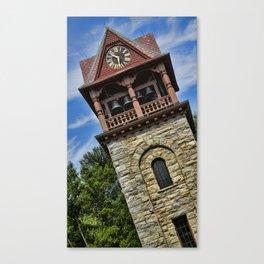 Childrens Memorial Tower - Stockbridge Canvas Print