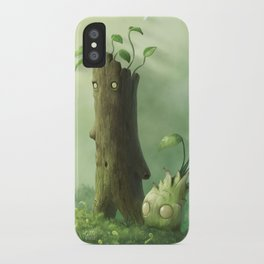 Plant Folk iPhone Case
