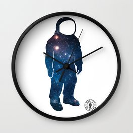 Galaxy Logo Wall Clock