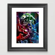 SW#38 Framed Art Print