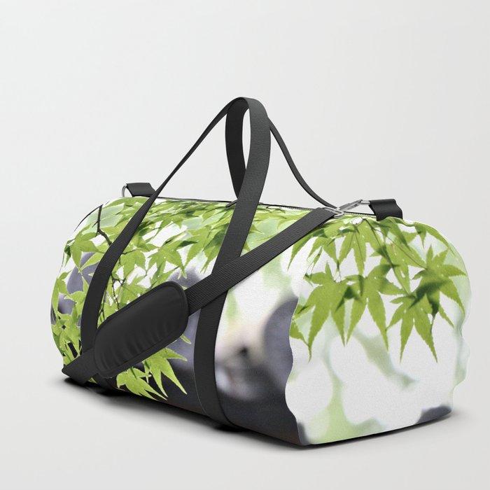 Leaf me to be Duffle Bag