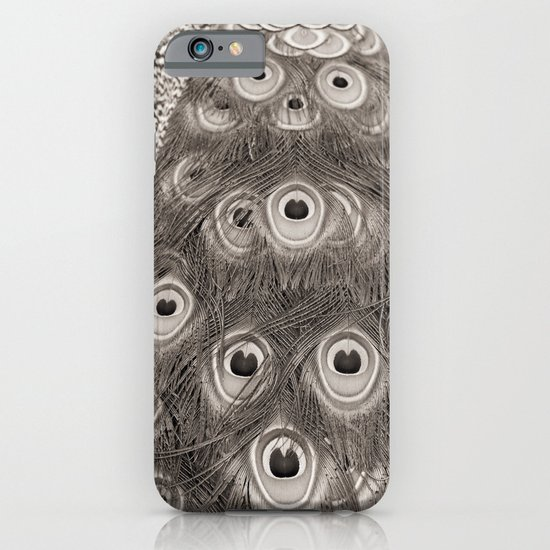 Peacock Detail iPhone & iPod Case