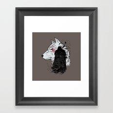 Once a Crow, Always a Crow Framed Art Print