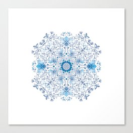 Gypsy Mandala Canvas Print