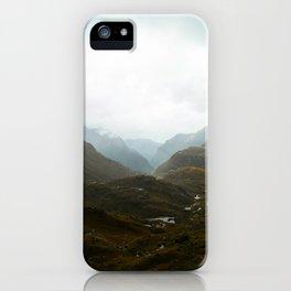 Harris Saddle  iPhone Case