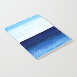 Blue & blue Notebook