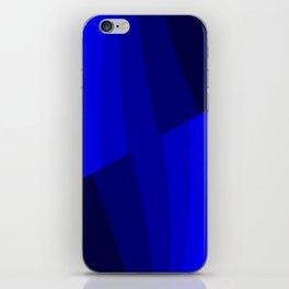 Just Blue #decor #society6 iPhone Skin