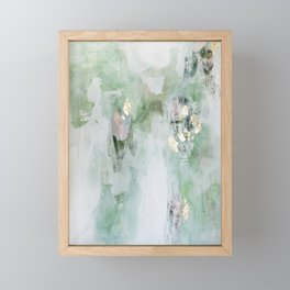 Leaf It Alone Framed Mini Art Print