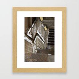 Armitage in winter Framed Art Print