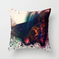 Impact 77 Throw Pillow