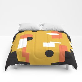 Techno Thunder Comforters