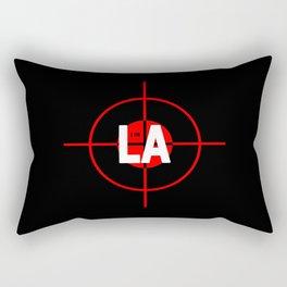 I H8 LA Rectangular Pillow