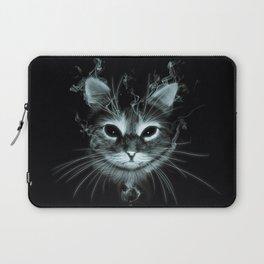 Smoke Cat Laptop Sleeve