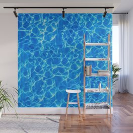Water reflections Wall Mural