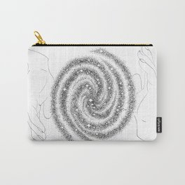 The Universe In Our Hands Carry-All Pouch