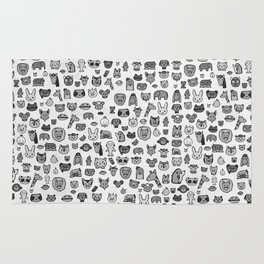 Animal Party Rug