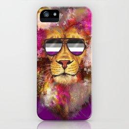 Ace Lion Pride iPhone Case