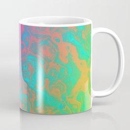 Psychedelic Pool Coffee Mug