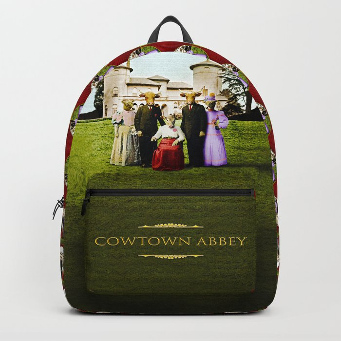 Cowtown Abbey Backpack