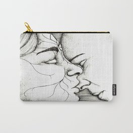 Kiss on the nose Carry-All Pouch