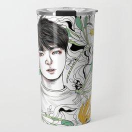 BTS Jungkook Travel Mug