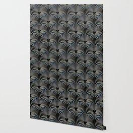 Dark butterfly effect pattern Wallpaper