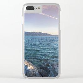 Sucuraj 2.2 Clear iPhone Case