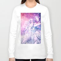 celestial Long Sleeve T-shirts featuring Celestial Angel by 2sweet4words Designs