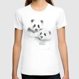 Giant Panda sketch SK064 T-shirt