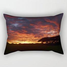 Sunset #2 Rectangular Pillow
