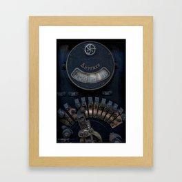 Amperes Framed Art Print