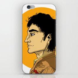 Dameron iPhone Skin