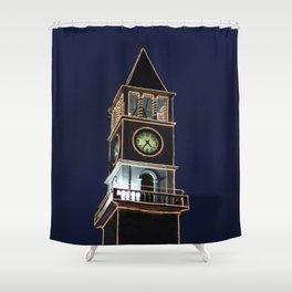 Tirana III Shower Curtain