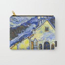 Chamonix. Saint- Michele church Carry-All Pouch