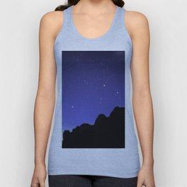 Stars at Arches National Park Moab, UT Unisex Tank Top