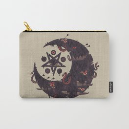 The Dark Moon Compels You to Fuck Shit Up Carry-All Pouch