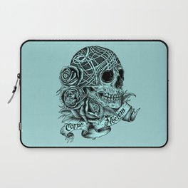 Carpe Noctem (Seize the Night) Laptop Sleeve