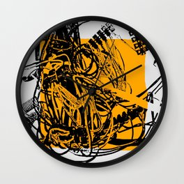 COURTCIRCUIT Wall Clock