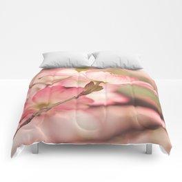 Pink Dogwood, 3 Comforters