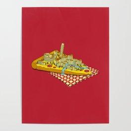 Italian Food Posters
