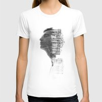 architect T-shirts featuring Nature Architect by Sergio Varanitsa