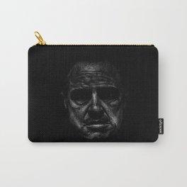 Godfather (B&W) Carry-All Pouch