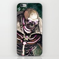 shadow of the colossus iPhone & iPod Skins featuring Death Colossus by Stephen Yan