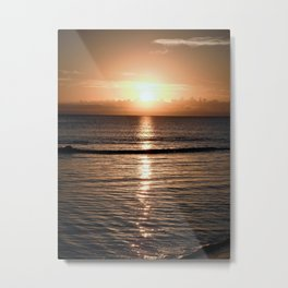 ANZAC Sunrise Metal Print