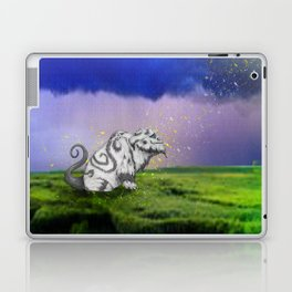 I Believe In Gruff Laptop & iPad Skin