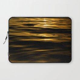 oro liquido Laptop Sleeve