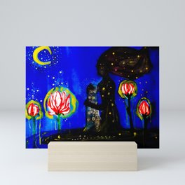 MOTHER NIGHT Mini Art Print